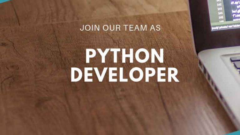 PREFIS Python Developer