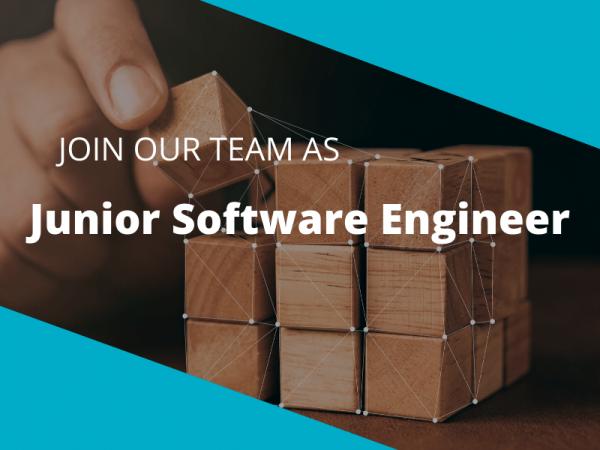 Join us, Junior Software Engineer